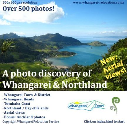 Whangarei Photo CD Label